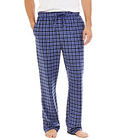 Nautica® Men's Plaid Fleece Sleep Pants