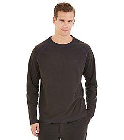 Nautica® Men's Fleece Crew Neck Camp Shirt