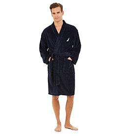 Nautica® Men's Terry Velour Robe