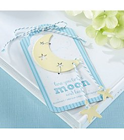 Kate Aspen Set of 12 To the Moon & Back Bookmark