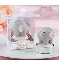 Kate Aspen Set of 12 Little Peanut Elephant-Shaped Candle