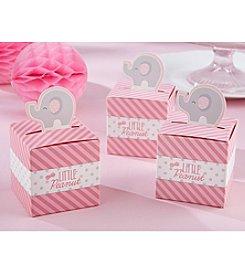 Kate Aspen Set of 24 Little Peanut Elephant Favor Box
