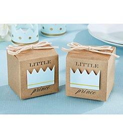 Kate Aspen Set of 24 Little Prince Kraft Favor Box