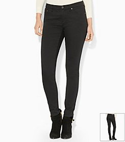 Lauren Jeans Co.® Super-Stretch Modern Skinny Jeans