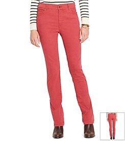 Lauren Jeans Co.® Super-Stretch Heritage Jeans