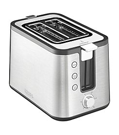 Krups® Control Line Stainless Steel 2-Slice Toaster