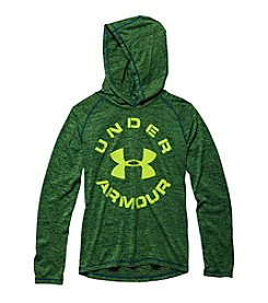 Under Armour® Boys' 8-20 Long Sleeve Tech Hoodie