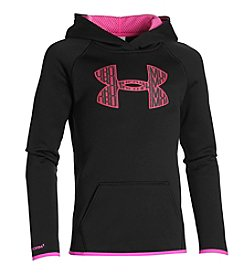 Under Armour® Girls' 7-16 Fleece Big Logo Hoodie