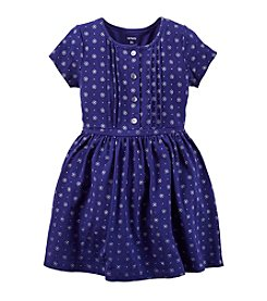 Carter's® Girls' 4-6X Geo Print Dress