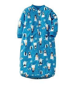 Carter's® Baby Boys' 0-9 Month Silly Snowmen Sleeper