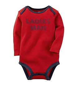 Carter's® Baby Boys' 6-24M Ladies Man Bodysuit