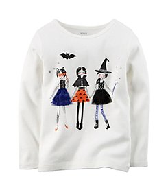 Carter's® Baby Girls' Halloween Girls Tee