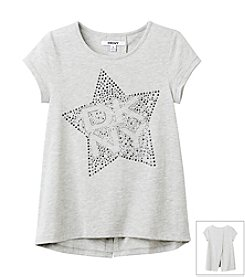 DKNY® Girls' 7-16 Big Tribeca Star Tee