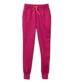 Mambo® Girls' 7-16 Solid Active Jogger Pants