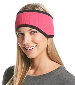 Isotoner Signature® Sport Knit Headband with Overlock Stitching