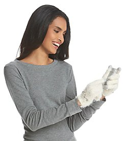 Betsey Johnson® Snow Queen I-Touch Gloves