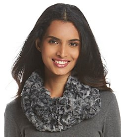 Cejon® Textured Soft Touch Twisted Cowl