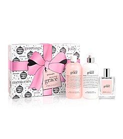 philosophy® Amazing Grace Luxury Size Gift Set (A $128 Value)