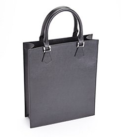 Royce® Leather RFID Blocking Leather Executive Women's Laptop Tote Briefcase