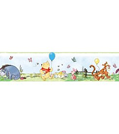 RoomMates Winnie the Pooh Peel & Stick Border Decal