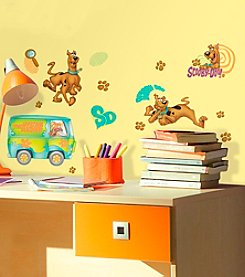RoomMates Scooby-Doo Peel & Stick Wall Decals