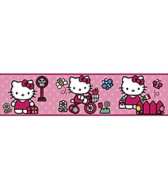 RoomMates World of Hello Kitty Peel & Stick Wall Decals