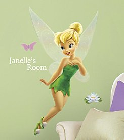 RoomMates Disney Fairies Tinkerbell Giant Peel & Stick Wall Decal