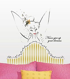 RoomMates Disney® Fairies Tinkerbell Headboard Giant Peel & Stick Wall Decal