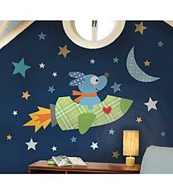 RoomMates Rocketdog Giant Peel & Stick Wall Decals