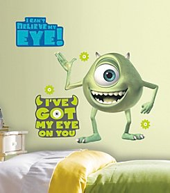 RoomMates Disney® Monsters Inc. Mike Wazowski Giant Peel & Stick Wall Decals