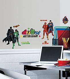 RoomMates DC Comics™ Justice League Peel and Stick Wall Decals