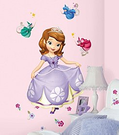RoomMates Sofia the First Giant Peel and Stick Wall Decals
