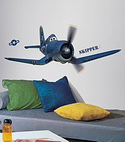 RoomMates Disney® Skipper the Plane Giant Peel and Stick Wall Decals