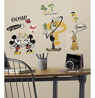 RoomMates Disney® Mickey Mouse Cartoons Peel & Stick Wal