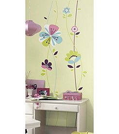 RoomMates Sugar Blossom Giant Peel & Stick Wall Decals