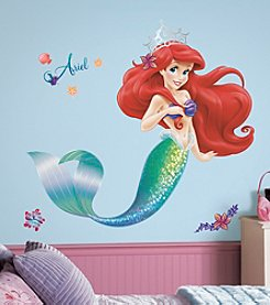 RoomMates Disney® The Little Mermaid Giant Peel and Stick Wall Decals