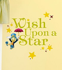 RoomMates Disney® Wish Upon a Star Peel & Stick Wall Decals