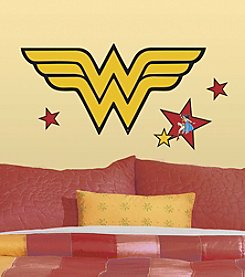 RoomMates DC™ Classic Wonder Woman Logo Giant P&S Wall Decals