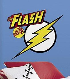 RoomMates Classic DC Comics™ Flash Logo Giant Peel & Stick Wall Decals