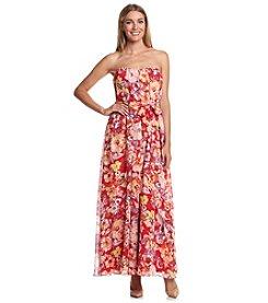 Nine West® Floral Gown