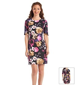 Vince Camuto® Printed Sheath Dress