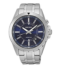Seiko® Men's Recraft Kinetic Watch