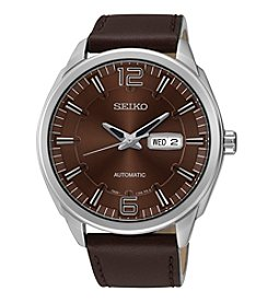 Seiko® Men's Recraft Automatic Watch