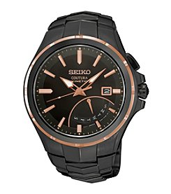 Seiko® Men's Coutura Kinetic Retrograde Watch