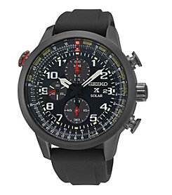 Seiko® Men's Prospex Solar Chronograph Watch