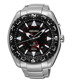 Seiko® Men's Prospex Kinetic GMT Watch