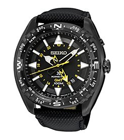 Seiko® Men's Prospex Kinetic GMT Watch