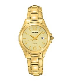 Seiko® Women's Solar Watch