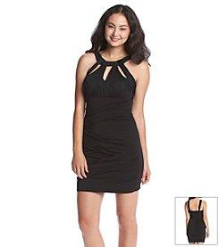 Emerald Sundae® Strappy Bodycon Dress