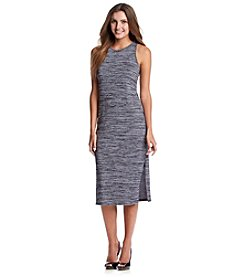 Kensie® Spacedye Midi Dress